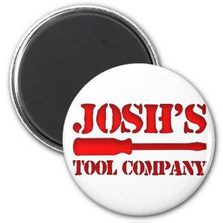 Josh's Tool Company Magnet