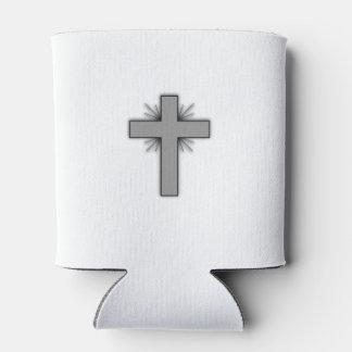 Joshua 24:15 Custom Can Cooler