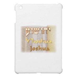 Joshua in Hebrew iPad Mini Case
