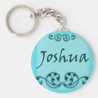 Joshua Ornamental Keychain