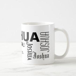 JOSHUA - Personalise The Mug