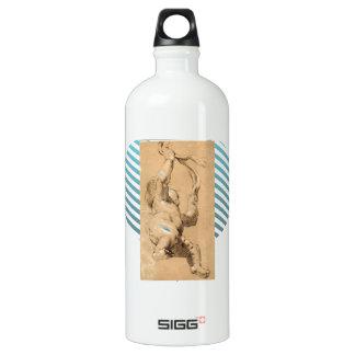 Joshua Reynolds:Sketch of Putto Holding a Sash SIGG Traveller 1.0L Water Bottle