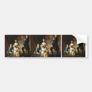 Joshua Reynolds- Thomas Martha Neate with Tutor Bumper Sticker
