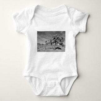 Joshua Tree (black & white) Baby Bodysuit