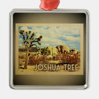 Joshua Tree California Ornament Vintage Travel