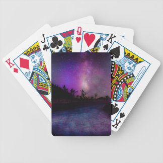 Joshua tree National Park Bicycle Playing Cards