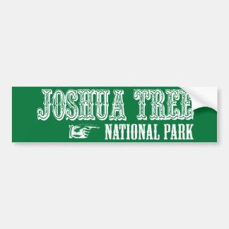 Joshua Tree National Park Bumper Sticker