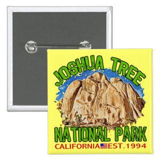 Joshua Tree National Park California Button