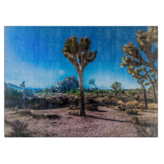 Joshua Tree National Park California Cutting Board