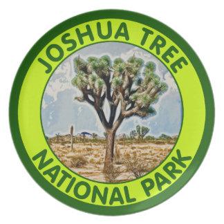 Joshua Tree National Park, California Dinner Plate