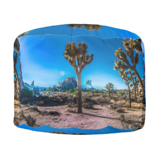 Joshua Tree National Park California Pouf