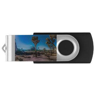 Joshua Tree National Park California USB Flash Drive