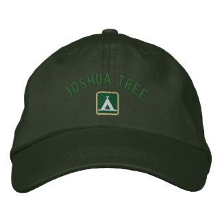 Joshua Tree National Park Embroidered Hat
