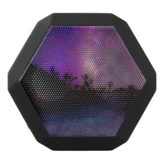 Joshua tree National Park milky way Black Bluetooth Speaker