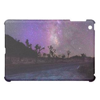 Joshua tree National Park milky way Cover For The iPad Mini