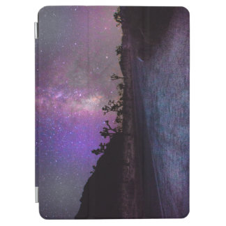 Joshua tree National Park milky way iPad Air Cover