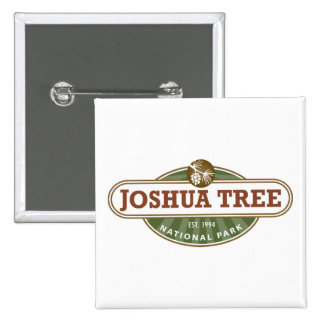 Joshua Tree National Park Pinback Button