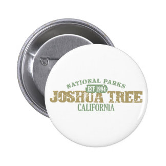 Joshua Tree National Park Pinback Buttons