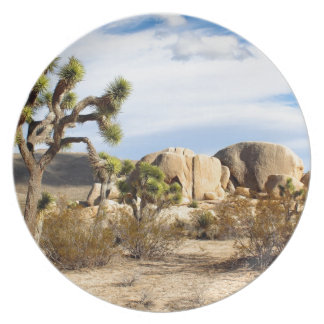 Joshua Tree National Park Plate