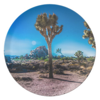 Joshua Tree National Park Plate