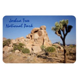 Joshua Tree National Park Rectangular Photo Magnet