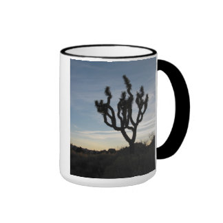 Joshua Tree National Park Ringer Mug