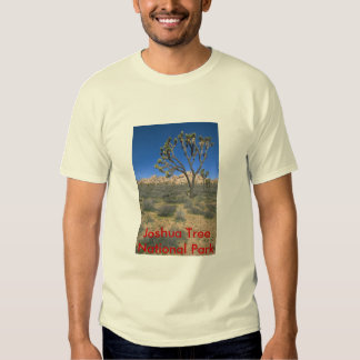 Joshua Tree National Park T Shirts