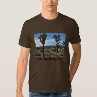 Joshua Tree National Park Tee Shirts