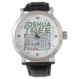 Joshua Tree National Park Wristwatch