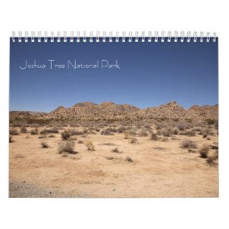 Joshua Tree National Park Calendars