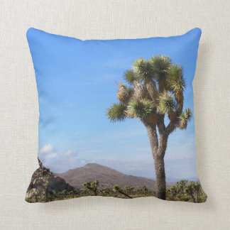Joshua Tree Park American MoJo Pillow