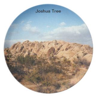 Joshua Tree Plate