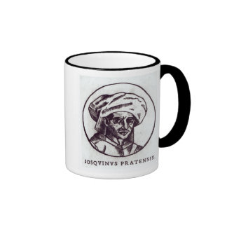 Josquin des Pres Coffee Mug
