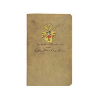 Journal of Victor Frankenstein! (Notebook)