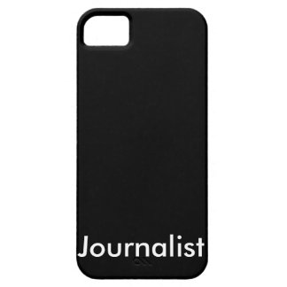 Journalist Barely There iPhone 5 Case