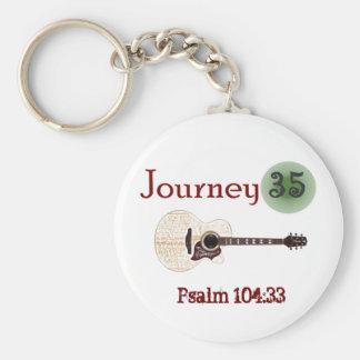 Journey 35 Key Chain