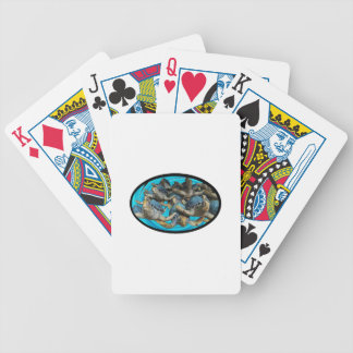 Journey By Sea Bicycle Playing Cards
