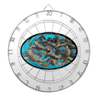Journey By Sea Dartboard