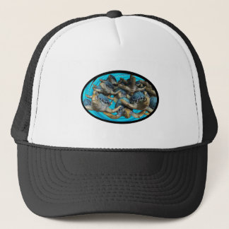 Journey By Sea Trucker Hat