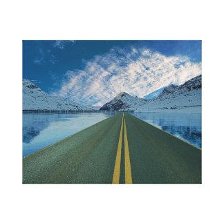 """Journey"" Canvas"