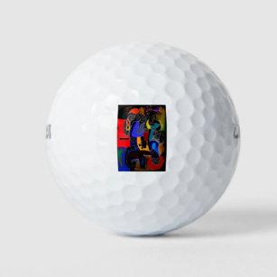 journey home on my harley golf balls