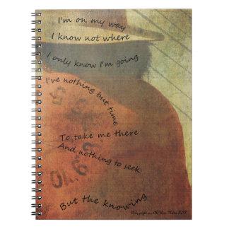 "Journey - ""I'm On My Way"" Notebooks"