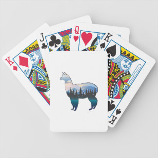 Journey in the Park Bicycle Playing Cards