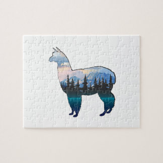Journey in the Park Jigsaw Puzzle