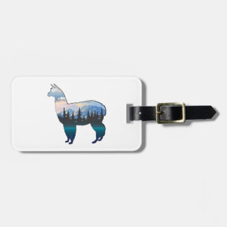 Journey in the Park Luggage Tag