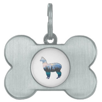 Journey in the Park Pet Tag