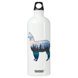 Journey in the Park Water Bottle