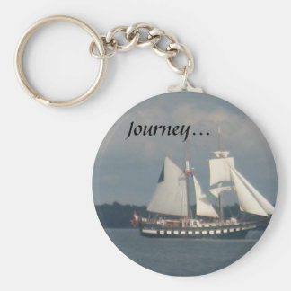 Journey Keychain