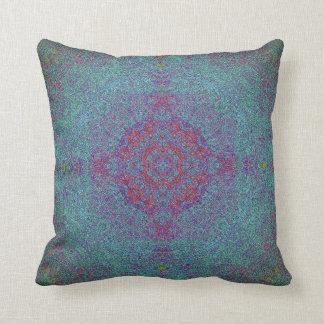 """Journey"" Mandala Pillow"