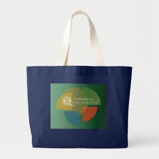 Journey of Quadratos Tote Bag Jumbo